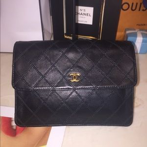 Like new Chanel pouch or WOC
